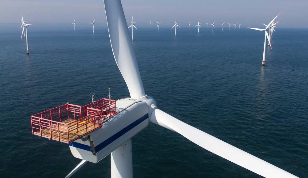 Im EU-Projekt EcoSwing wird derzeit ein 3,6 MW großer Generator eingebaut.