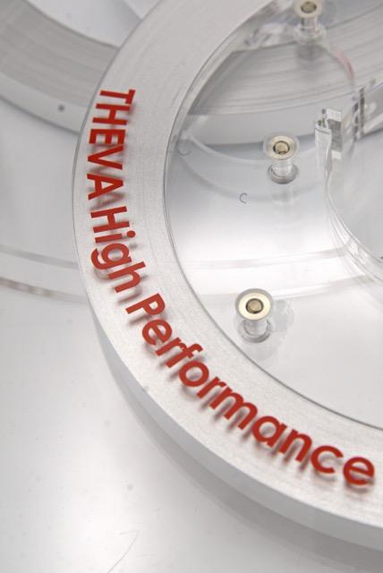 THEVA hat die erste Serienproduktion für Supraleiter in Deutschland aufgebaut.